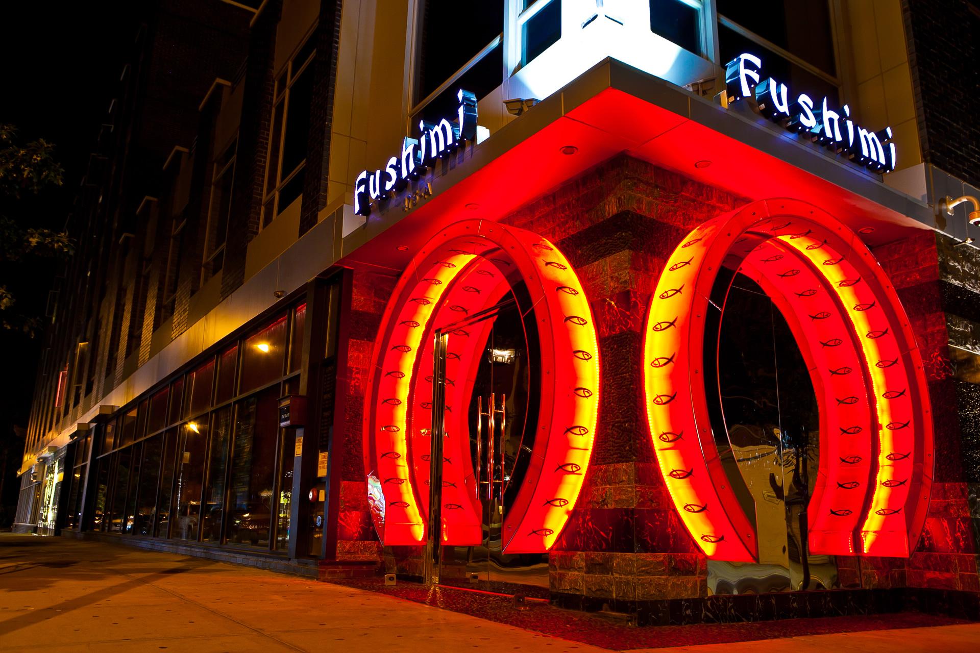 Fushimi Japanese Sushi Bar Lounge Williamsburg Brooklyn Ny
